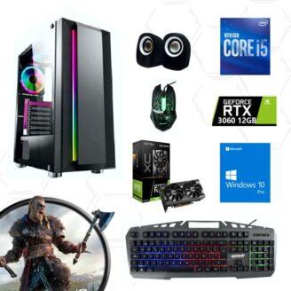Cpu gamer i5 10400f 10ma 3060 - 1