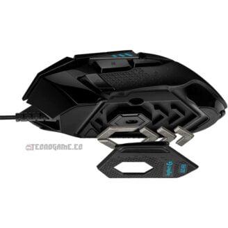 Mouse gamer logitech G502 Negro - 3