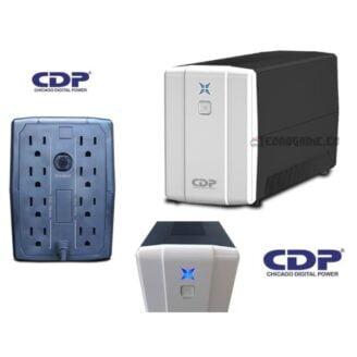 Regulador Ups Cdp 500Va 250W - 1