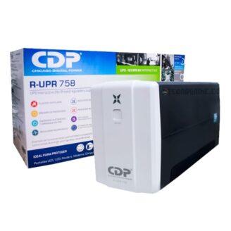 Regulador Ups Cdp 750Va 250W - 4